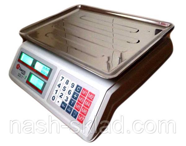 Торговые электронные весы Domotec Dk-40, фото 2