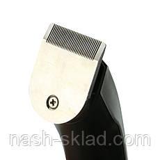 Триммер для бороды GM 656 Gemei водонепроницаемый, фото 3