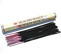 White Musk (Белый Муск) (Hem) шестигранник, аромапалочки