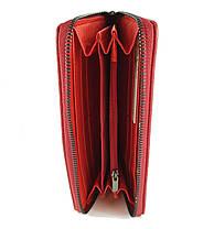 Красный женский кошелек , фото 3