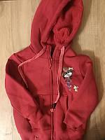 Кофта-куртка с капюшоном для девочки ТМ Смил, р.92