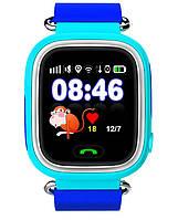 Детские часы Smart Baby Watch Q70 GW100 с GPS трекером