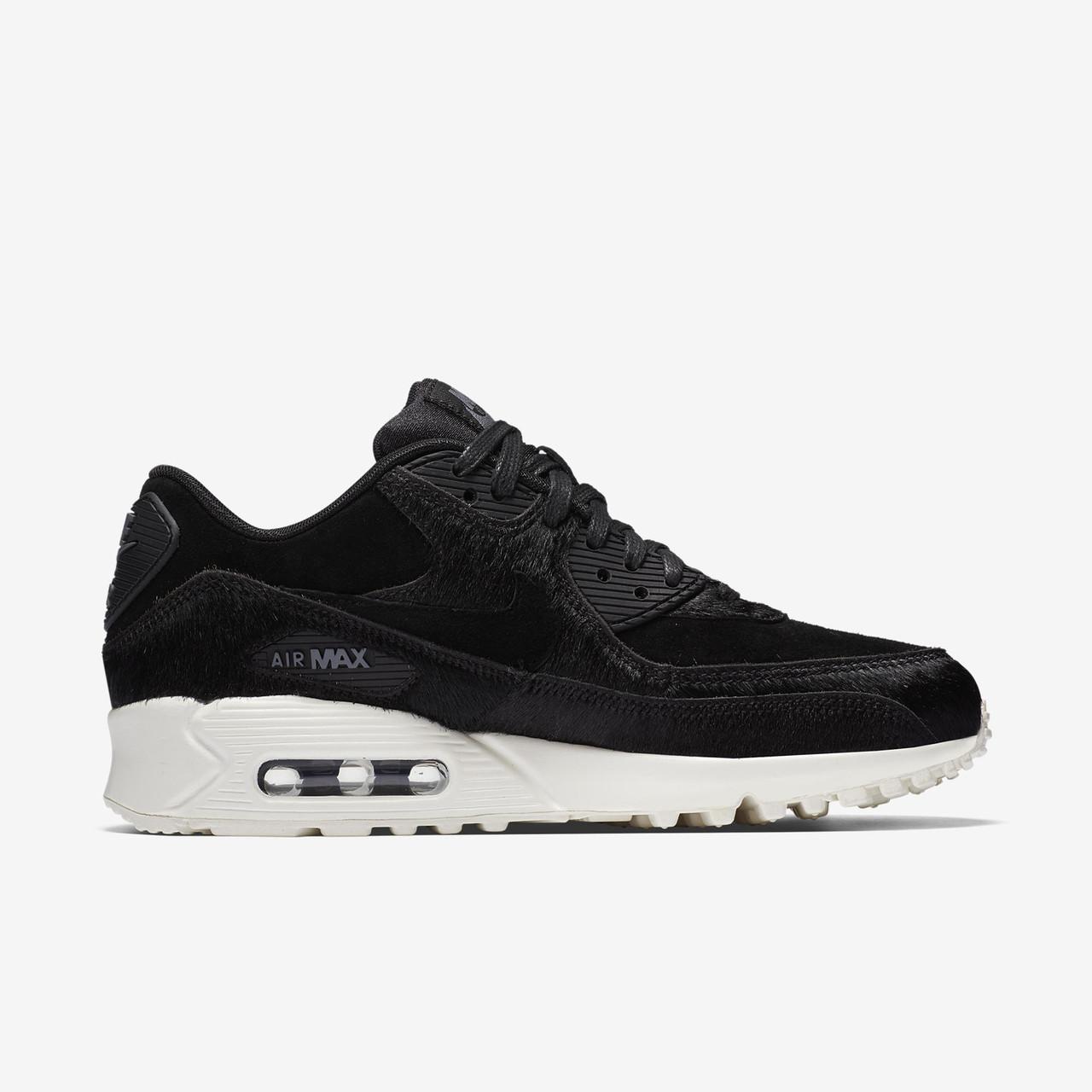 6da7c76c Оригинальные кроссовки Nike Air Max 90 LX Black/Dark Grey - Sport-Sneakers -