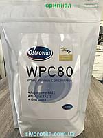 Протеин WPC 80 Milkiland Ostrowia Vanilla 1kg.