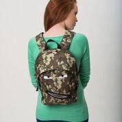Рюкзак Zipit Grills цвет Camo Green ( камуфляж зеленый), фото 3