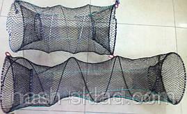 Ятерь (Вентерь) для ловли раков, рыбы 80х110см, фото 2