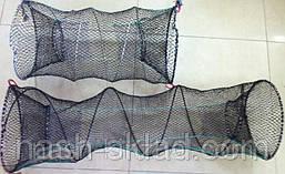 Ятерь (Вентерь) для ловли раков, рыбы 50х105см, фото 2
