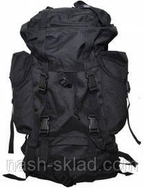 Черный рюкзак армейский Германия