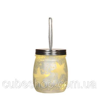 "Декоративный LED светильник ""House of Seasons"", белый"