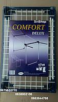 Сушка для белья напольная COMFORT DELUX 17 М