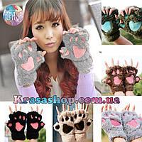 Кошачьи лапки перчатки