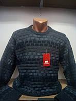 Мужской свитер кофта реглан джемпер