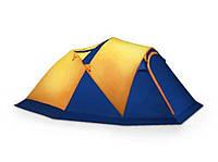 Палатка трехместная Coleman  Каркас алюминий