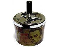 Пепельница (юла) Купюра 100 грн