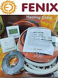 4.5 - 3.8м2 Нагрівальний кабель 680Вт 38м Fenix ADSV18 (Чехія) для теплої підлоги 3,8-4,5 м. кв під плитку, фото 2