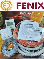 Нагревательный кабель 34,4м Fenix Ecofloor ADSV18 (Чехия) для теплого пола 3,4-4,1м.кв под плитку