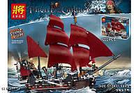 Конструктор LELE 39008 Пираты Карибского моря 1222дет.кор.57,5*9,8*37,5 ш.к./10/