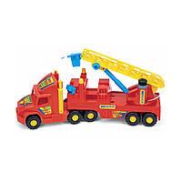 Игрушечная машинка Пожарная машина из серии Super Truck Wader