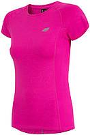 Футболка 4F жіноча, рожевий (H4Z17-TSDF002-2027) - XS