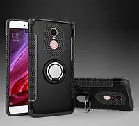 Чехол, защитный бампер, накладка для Xiaomi Redmi Note 4X, цвет черный, фото 1