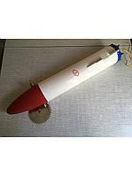 Торпеда для протяжки сетей пластиковая Турбо, защищенный корпус, луноход для зимней рыбалки