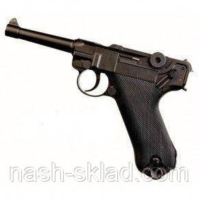 Пистолет пневматический KWC Parabellum P-08 (KMB-41DHN)