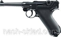 Пистолет пневматический KWC Parabellum P-08 (KMB-41DHN), фото 2