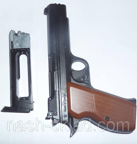 Пистолет пневматический SAS P 210 Legend Blowback, фото 2