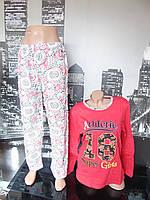 Пижама женская на байке Турция
