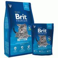 Brit Premium Cat Kitten для котят 1-12 мес 0.8 кг