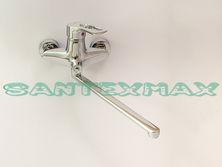 Смеситель для ванной Hansberg Hans ST-15 Euro