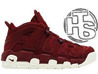 Женские кроссовки Nike Air More Uptempo Bordeaux 921949-600