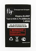 Аккумулятор Fly BL4007 (2000mAh) DS123