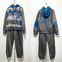 Зимний спортивный костюм для мальчика