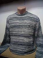 Кофта мужская, свитер полосатый, джемпер молодежный