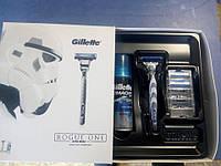 Подарочный набор для бритья Mach3 Turbo - Бритва и гель Extra Comfort, 75 мл