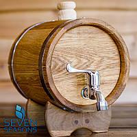 Жбан дубовый для напитков Seven Seasons™, 5 литров