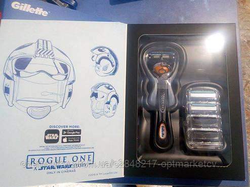 Набор Gillette Fusion ProGlide Flexball Бритва с 2 картриджами , фото 2