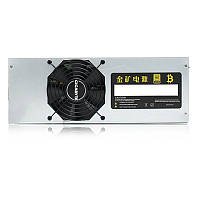 2800W 95% Mining Miner Power Supply для Eth Rig Bitcoin Miner Antminer S7 S9