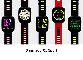 Розумні годинник SmartYou X1 Sport