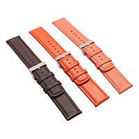 22 мм Сменные кожаные часы Стандарты Браслет браслета Время Сталь для Samsung Gear 2/S2