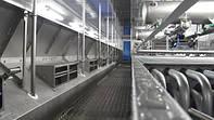 Морозильные тоннели IQF Unidex Серии М, фото 1