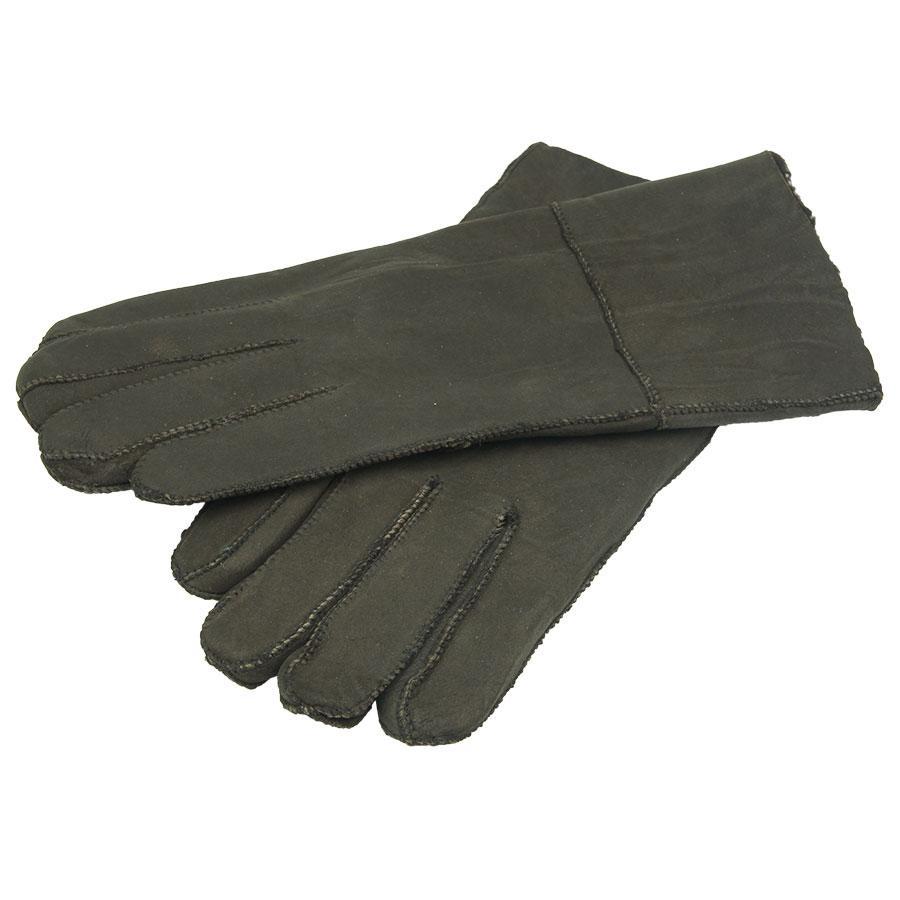 Чоловічі шкіряні рукавиці Batulu 0240