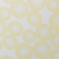 Рулонные шторы Ткань Баблс Жёлтый