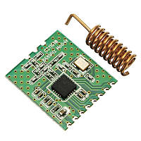 3шт CC1101-868MHz 2-3.6V RF Низкомощный UHF беспроводной модуль приемопередатчика 1.2K до 500kps 64 байта Интерфейс SPI Поддержка Wake-On-Radio FSK