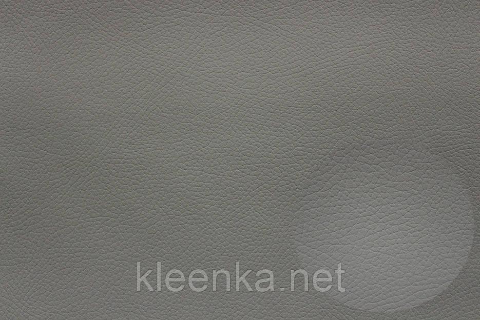 Кожзаменитель автомобильный светло-серый из Германии для дверных карт, панелей, сумок, кошельков