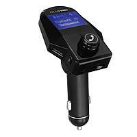 M8S Bluetooth Авто Набор FM-передатчик Handfree AUX Audio Авто Музыкальный плеер MP3 Dual USB Авто Зарядное устройство