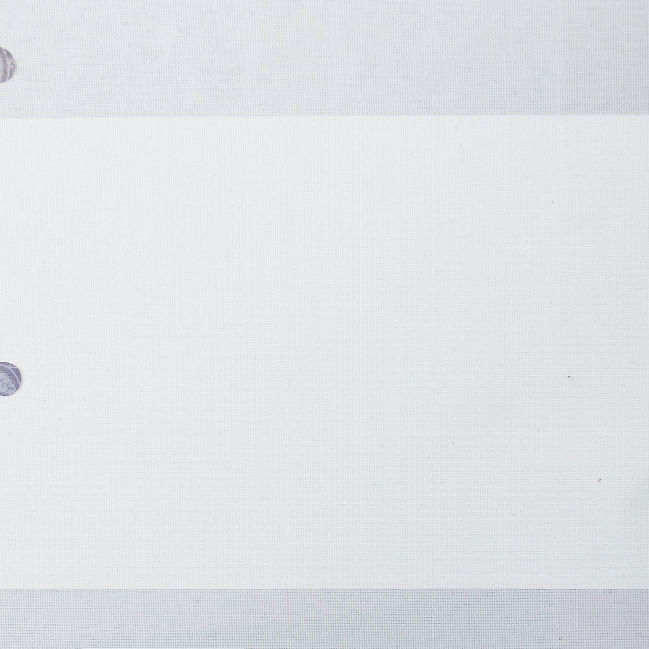 Рулонные шторы Ткань Тандем Белый