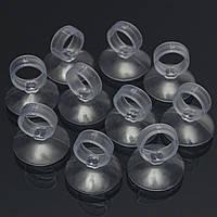 10Pcs Диаметр 16 мм Аквариум Кубок для сбора ванны для рыбы Трубка Держатель для поддонов