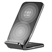 ROCK W3 Qi Беспроводное быстрозарядное зарядное устройство для док-станции для телефонов iPhone X 8 / 8Plus Samsung S8 S7